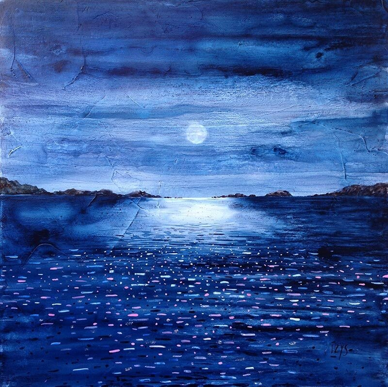 Nuit argentee w40x0 0517