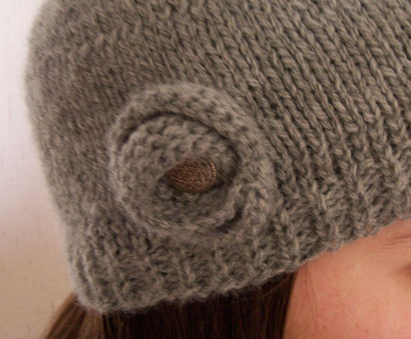 comment tricoter un bonnet simple