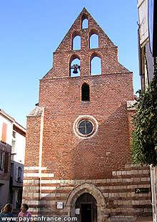 Eglise Notre Dame du Bourg, Agen