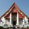 Wat Mongkhon Bophit, Ayuthaya