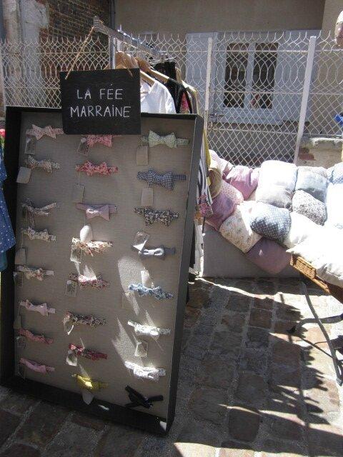 2015 - juin - samedi 6 - Journées du Fait-Main organisées par A Little Market à La Bouille (4)