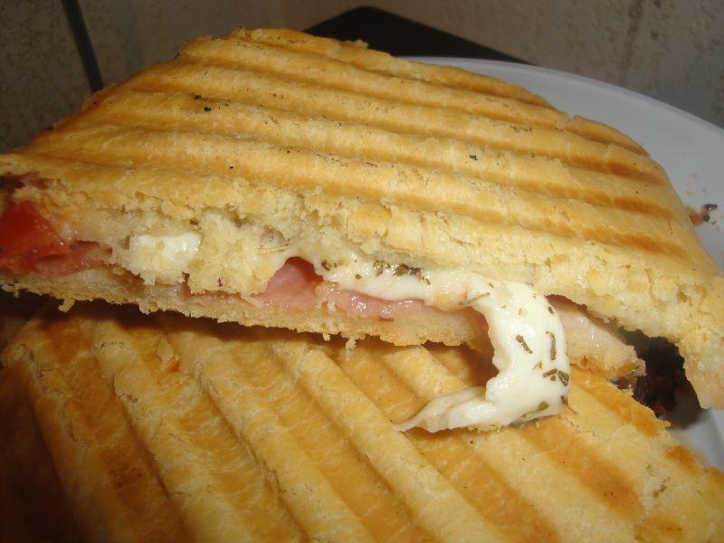 Pain panini maison un amour de cuisine - La maison du panini ...