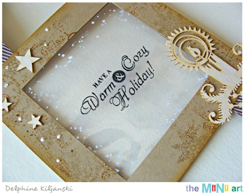 Christmas Wall Decor - DT TMA - Details