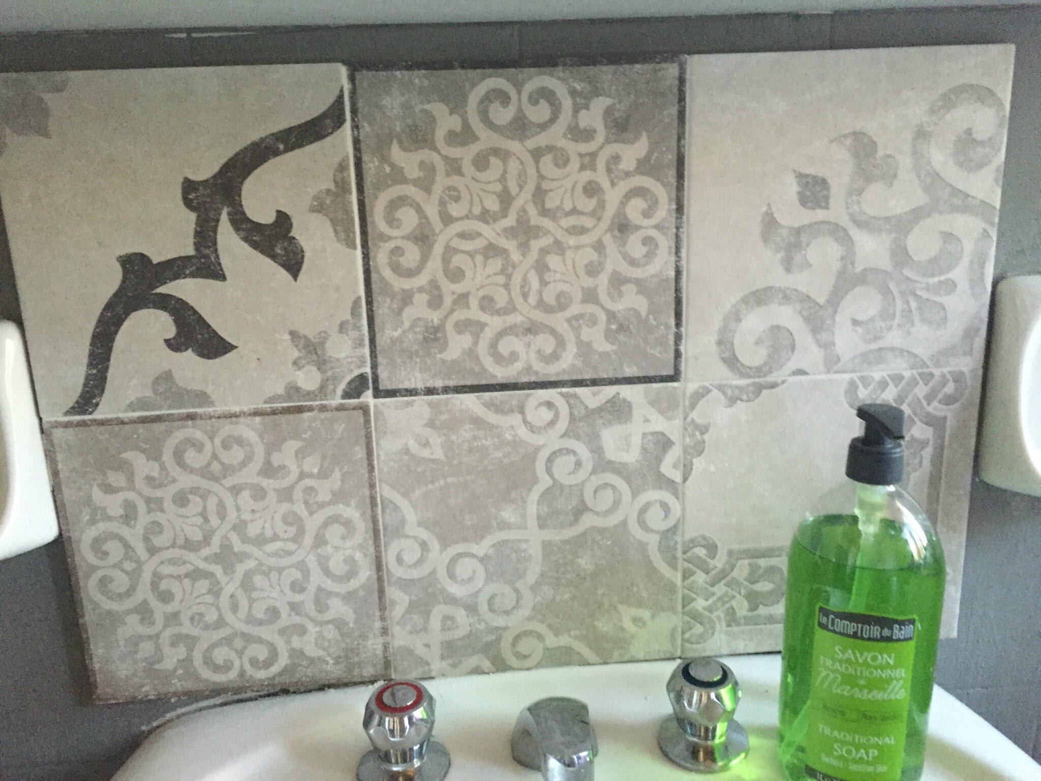 La salle de bain Avant Après on change d'ambiance