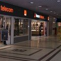 St sever - galerie marchande - France telecon