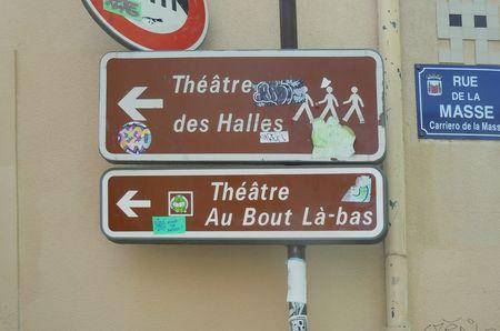 Theatre au bout