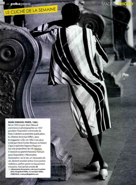 article figaro madame sept 2012