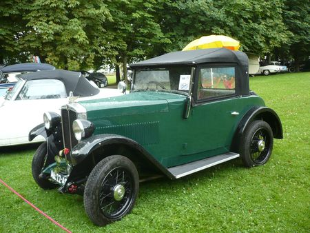 MORRIS Minor Tourer 1933 Baden Baden (1)