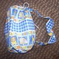 sac à dos baluchon