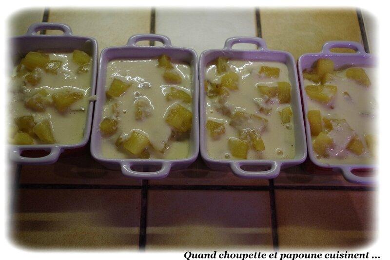 gratin d'ananas à la noix de coco-7703