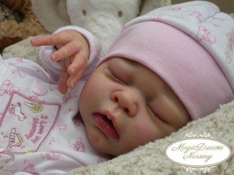 Erine, doll kit Erin d'Adrie Stoete