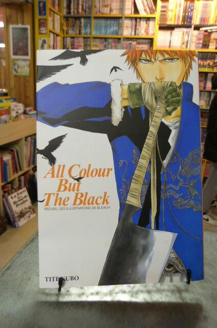 "Art book Bleach ""All colour but the black"" Tito Kubo 10€"