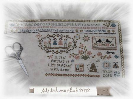 Stitch me Club 2012 d