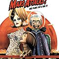 Mars attacks ! , tim burton