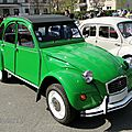 Citroën 2 cv 6 club 1979-1987
