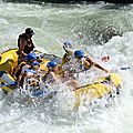 Rafting sur la Tully River