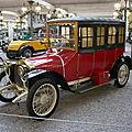 DE DION BOUTON type DH limousine 1912 Mulhouse (1)