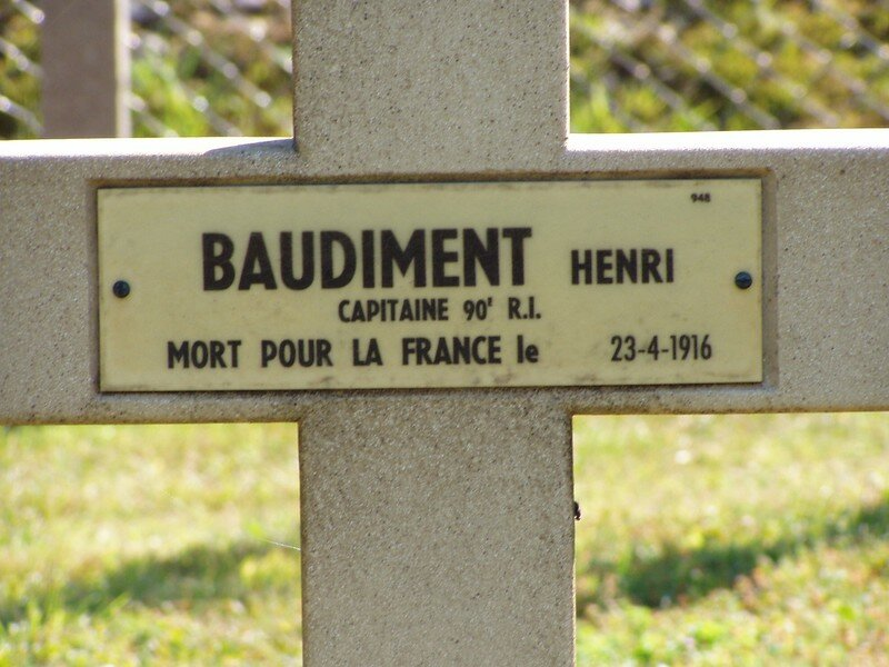 Baudiment Henri RI090