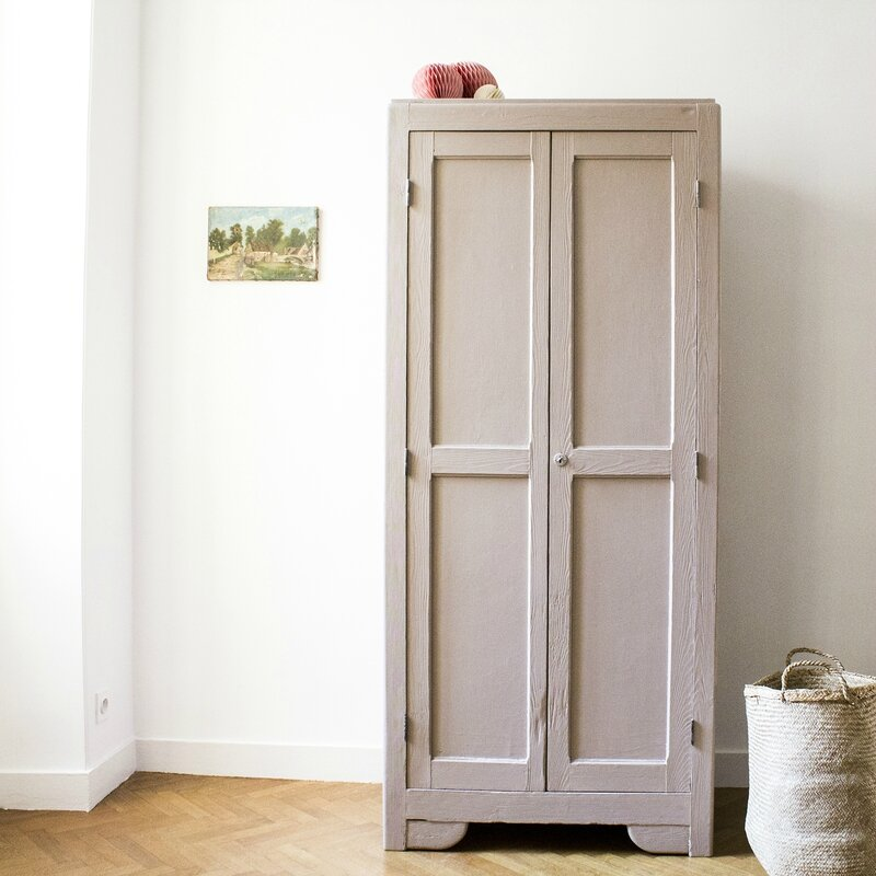 Armoire parisienne dead salmon farrow & ball TRENDY LITTLE 6