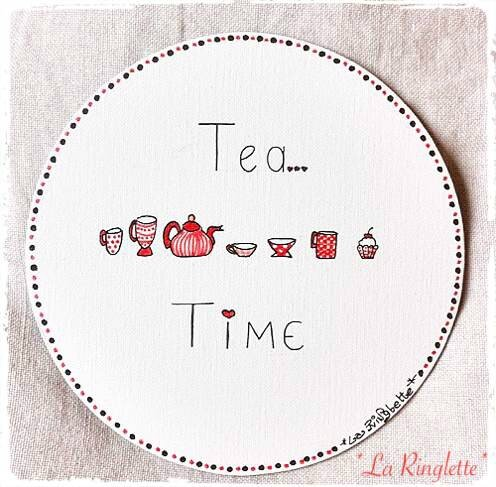 tea time rouge