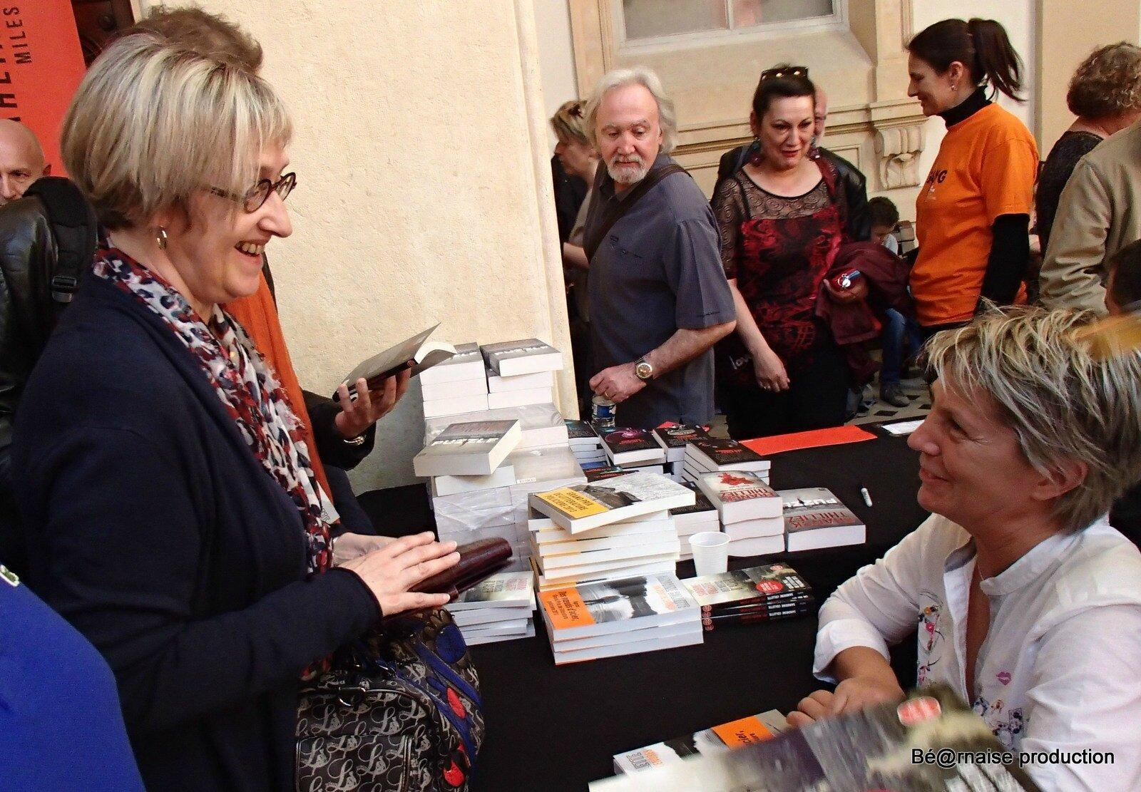 Anne-Marie à la rencontre de Sandrine Collette