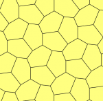Pavage hexagonal 3