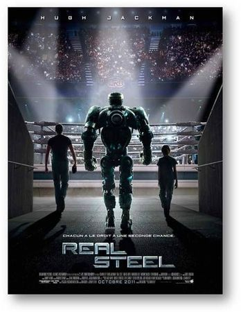 Real steel (Shawn Levy)