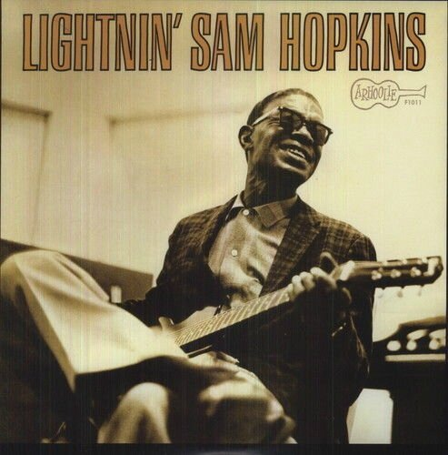 Disque Sam Lightin' Hopkins