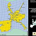 Lignes à grande vitesse : l'europe anamorphosée