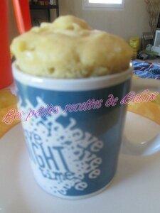 Mug cake Reblochon-Lardons33
