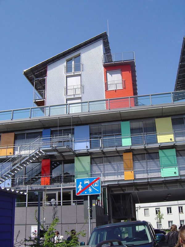 Maisons positives du quartier Vauban 2