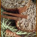 Cake banane°°°cannelle