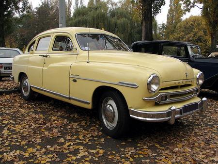 FORD Vedette V8 1953 Retrorencard 3