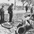 1903 paris-madrid - marcel renault (renault 30hp) crashed fatally at théry 3