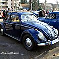 Vw coccinnelle ovale de 1957 (Retrorencard mars 2011) 01