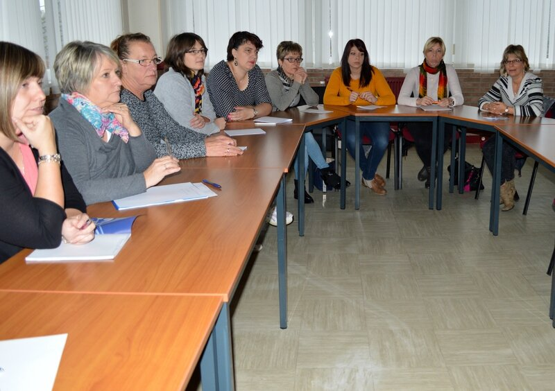 RESTAURATION SCOLAIRE 2016 FORMATION PERSONNELS animatrices