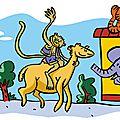 illustration pour les p'tits mags, éditions magnard