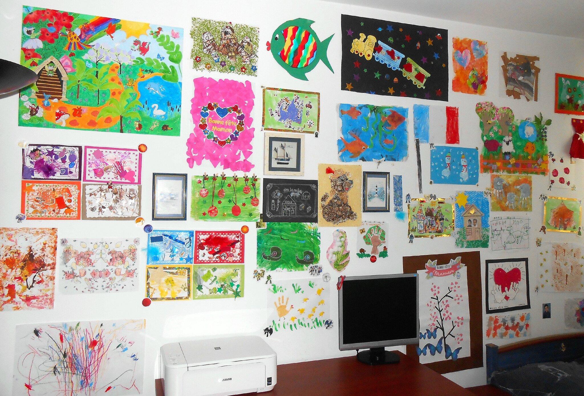 Source d inspiration decoration chambre d enfants for Deco chambre d enfants