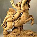 James Pradier : Centaure et l' Amour