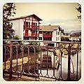 La pause basque