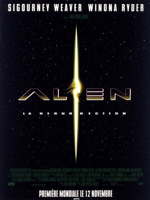 alien résurrection