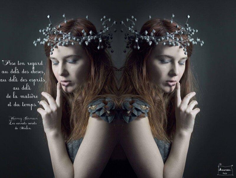 photographe: Marion Saupin modèle : Hannah Wolf