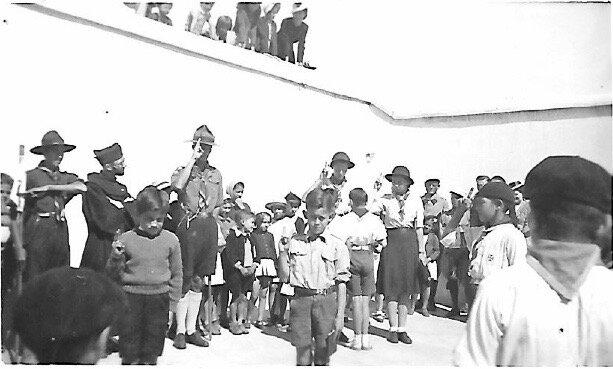 photos Scouts-maroc