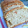 Green Onion, Bacon and Parmesan Cheese Bread