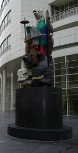 La_Haye___Sculpture