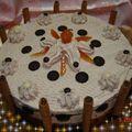 Happy aid cake