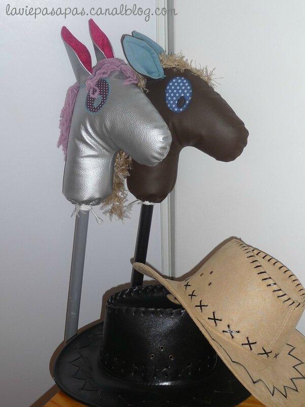 cheval baton B4