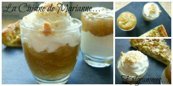 Recette gateau rhubarbe fromage blanc