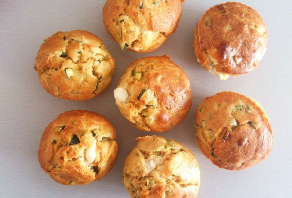 muffins courgettes (6)