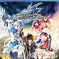 Sortie de fairy fencer f : advent dark force